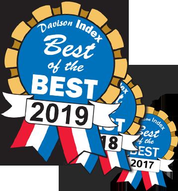 Davison Index Best of the Best 2017-2019